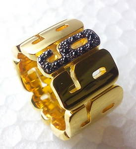 Wholesale Rings: Silver Rings Gold Plated for Men Premium Cheap Price