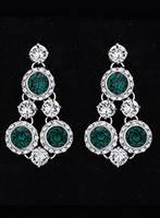 Sell Korean Fashion Jewelry Earrings (5008-03-EA)