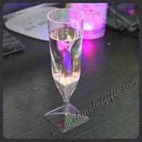 Champagne Glass,Glass Cup,LED Champagne Glass 2