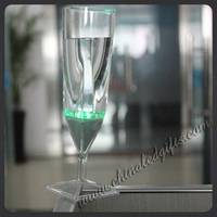 Champagne Glass,Glass Cup,LED Champagne Glass 3