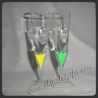 Champagne Glass,Glass Cup,LED Champagne Glass 6