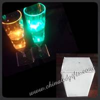 Champagne Glass,Glass Cup,LED Champagne Glass 7