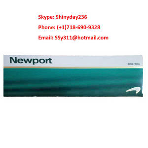 Wholesale online: NEW Package Newport Box 100's Cigarettes Online