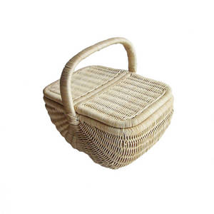 Wholesale baskets: Rattan Picnic Basket