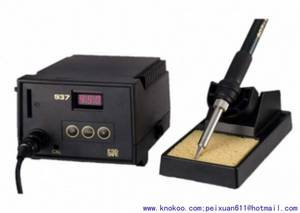 Wholesale ground station: 937 Temperature Controlled Soldering Station