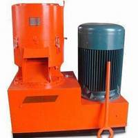 Sell 55KW SK-550III biomass/wood flat die pellet machine with 1,000kg/H capacity