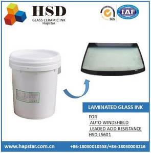 Wholesale Printing Inks: Ink for Car Laminated Glass Leaded Acid Resistance Glass Ink