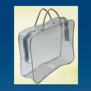 Wholesale bed blanket: PVC Quilt Bag / Blanket Bag / Pillow Bag
