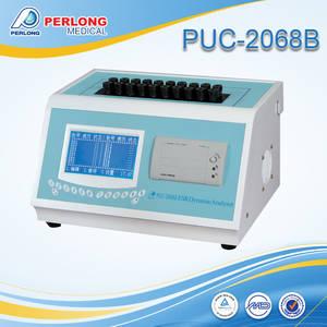 Wholesale preparation station: Blood Sediment Analyzer Supplier PUC-2068B