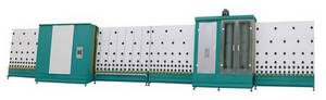 Wholesale Glass Processing Machinery: Vertical Insulating Glass Production Line (Plate Press)