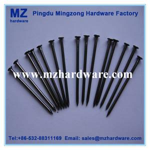 Wholesale common nail: Hot Sale Bright Polish Galvanized Common Iron Wire Nail