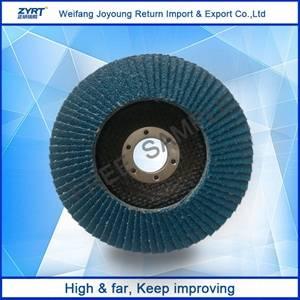 Wholesale zirconia disc: T27 & T29 Fused Zirconia Alumina Flap Disc