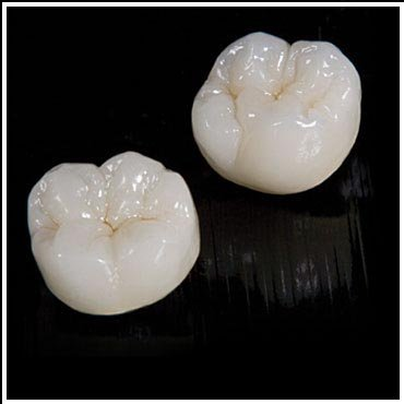 Cad Cam Zirconia Crown And Bridges All Ceramic Crown Id