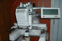 Brother PR620 Embroidery Machine Commercial