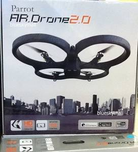 Wholesale android: Genuine Parrot AR Drone 2.0 Controlled by Smartphones