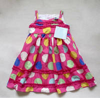 Sell Fashion Sleeveless Girls Dress