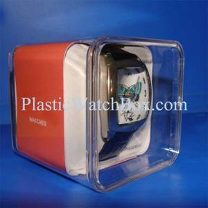 Wholesale candy box: Candy Color China Watch Box for Watch Display