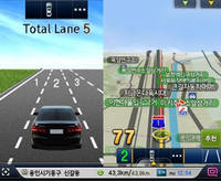 Driving Lane Tracking