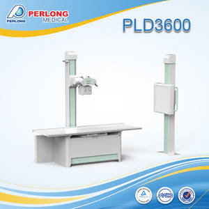 Wholesale mobile hospital: Medical Chest X Ray Equipment PLD3600 with Bucky Stand
