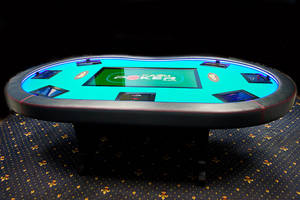 Wholesale game: Electronic Poker Table