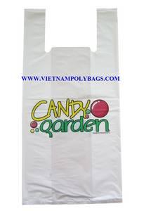 Wholesale clip dispenser: Vietnam Packaging Biodegradable Singlet Poly Carrier Bags
