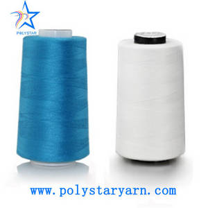 Wholesale Sewing Supplies: 100 pct spun polyester sewing thread