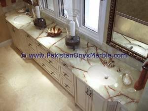 Wholesale bathroom: Backlit Onyx Bathroom Vanitytops & Sinks