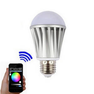 Wholesale led lighting: New Bluetooth Smart LED Light Bulb with IOS and Android System Playbulb Music Speaker Player RGB