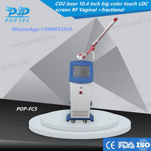 Wholesale medical machine: CO2 Laser Cicu Surgical Medical Resurfacing Machine 40w High Power