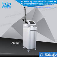Fractional Laser Resurfacing Supplier Machine China Popipl CE Approval