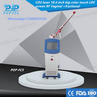 CO2 Laser Cicu Surgical Medical Resurfacing Machine 40w High Power
