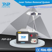removal Tattoo Laser Black Face Tattoo Removal System with 3 Nozzle Laser Tat