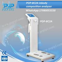 BCA-2A BMI Analyzer Body Composition Analyzer China Popipl Factory CE Approval
