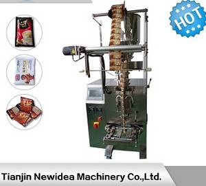 Wholesale rice snack: Automatic Sugar Salt 3 in 1 Coffee Sachet Packing Machine