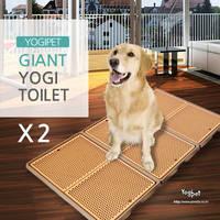 Giant Yogi Toilet