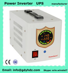 Wholesale Power Supply Units: 24V Pure Sine Wave Power Inverter UPS with Lower Idle Current