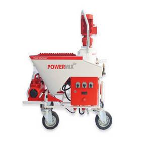 Wholesale electric motors: Powermix Plus-Plaster Mixing and Spraying Pump