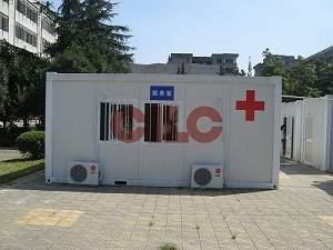 Wholesale mobile hospital: Modular Container for Mobile Clinic and Hospital