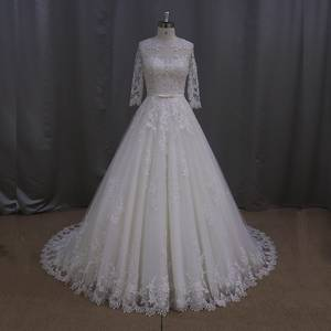Wholesale wedding gown: Real Photo Ball Gown Wedding Dresses / Wedding Gowns 2017 Bridal Dress