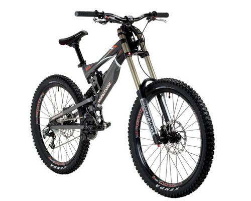 2008 Mongoose Ec D Freedrive Downhill Mountain Bike From