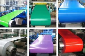 Wholesale s250: Prepainted Galvanized Steel Sheet