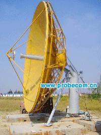 Wholesale satellite antenna: Probecom 6.2m Satellite Dish Antenna,Rx Only Antenna