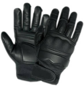 Wholesale Leather Gloves & Mittens: Police Tactical Gloves