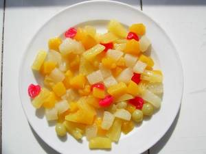 Wholesale canned fruit: High Quality Canned Cocktail Fruits