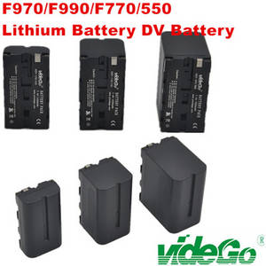 Wholesale digital battery: Vidego Lithium Battery Digital DV Battery
