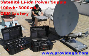 Wholesale Battery Packs: Vidego Emergency Portable Power Supply Li-ion Battery Pack 100wh To 3000wh Statelite Power