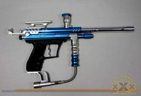Speedball Paintball Guns