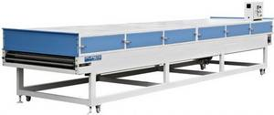 Wholesale m: 6M IR Heating Oven for Smoothing the Paint After Coating UV