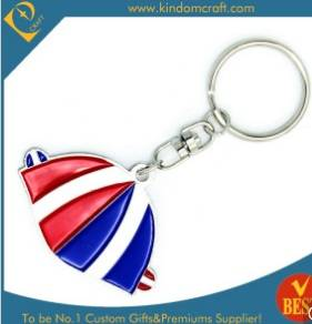 Wholesale Key Chains: Custom Metal Key Chain for Promotional Gift
