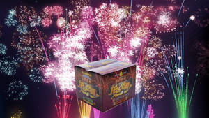 Wholesale fireworks: Cake Fireworks for Outdoor 500 Gram Inventory for Sale with Many Effects